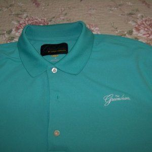 Greenbrier by Greg Norman szL polo